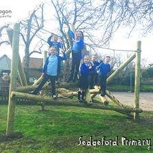 Sedgeford Primary School's Playground Equipment