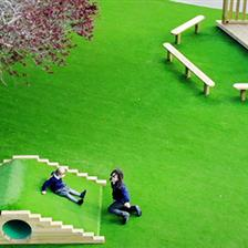 Oakridge School's Playground Developments