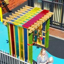 Red Marsh School's SEN Playground Development