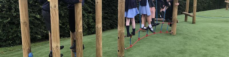Kimberley Primary School's Playground Development