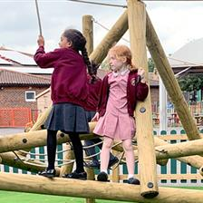 Culvers House School's Active Playground Equipment