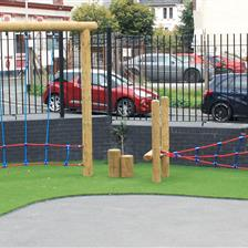 Plymouth School's Playground Equipment