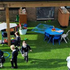 Michael Syddall School's EYFS Playground Equipment