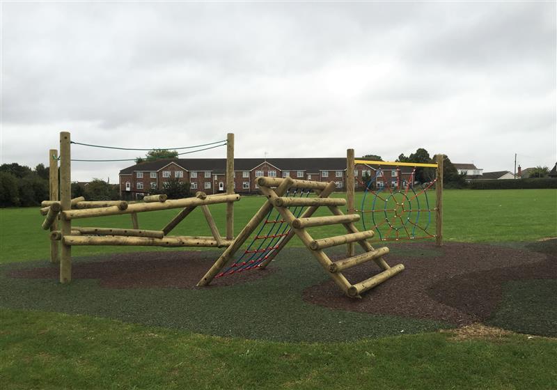 Clmibing Frames for Schools