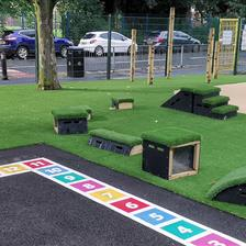 Holy Name School's EYFS Playground Development