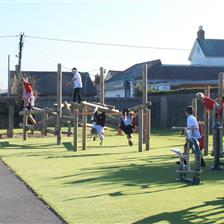 Treloweth Primary School's Active Play Equipment