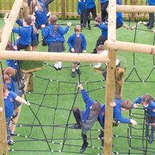 Werrington School's Grizedale Forest Circuit