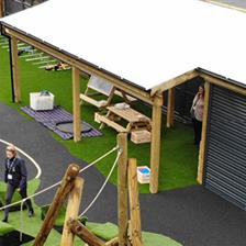 Ryecroft Academy's EYFS Playground Development