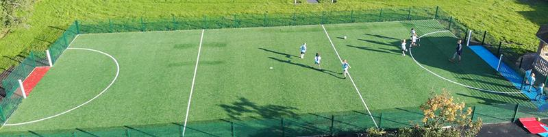 Hungerford Primary Academy's MUGA