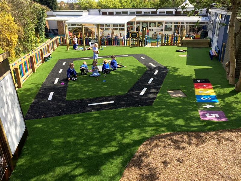 Early Years Outdoor Classroom