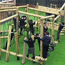 Smithdown Primary School's Playground Equipment
