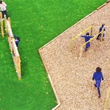 Northwood College For Girls' Playground Equipment