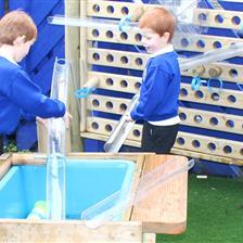Woolavington School's KS1 Playground Equipment