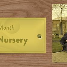 Little Ripley Nursery's Outdoor Play Equipment