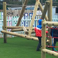 Trimley St Mary's Exciting EYFS Outdoor Area