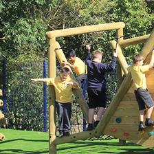 A Dream Playground Design For Wheatfield Primary