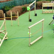 Bowsland Green Primary's Adventure Playground