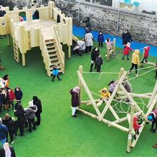 Spectacular Playground Redesign At Chester Park