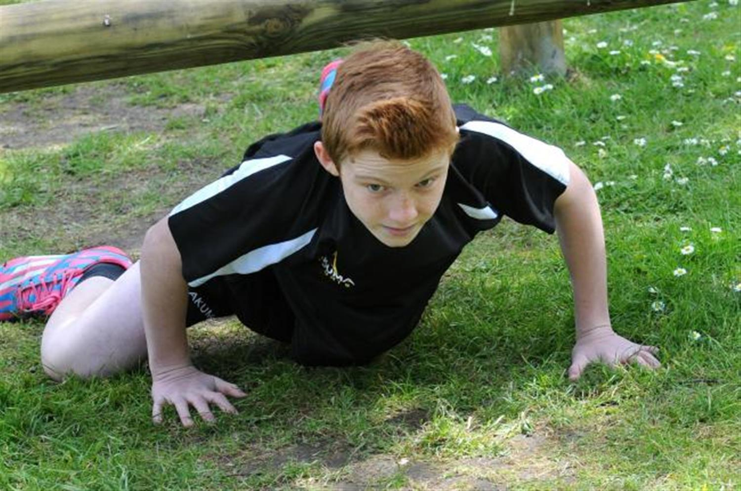 Fitness and Assault Course for Schools