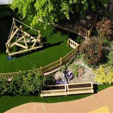 Rawmarsh Ashwood's Exceptional EYFS Playground