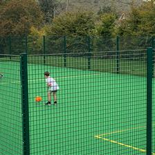 East Meon CE Primary School's MUGA Pitch