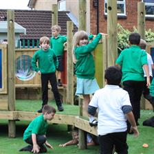 Bowsland Green School's Imagination Station