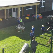 Meadowdale Academy's EYFS Learning Environment