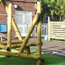 St Ambrose School's EYFS Playground Improvement