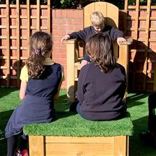 West Jesmond Primary School's Playgroud Development