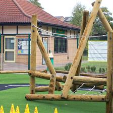 Ad Astra Infant School's EYFS Playground Design