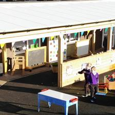 St Bernadette's KS1 Outdoor Learning Environment