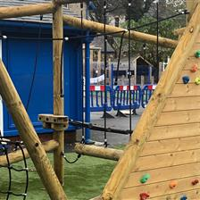 Hillsborough Primary School's Playground Development