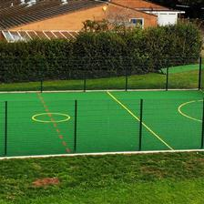 Invigorating MUGA For Raysfield Primary School
