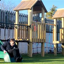 Pheasant Bank Academy's Whole School Playground Development