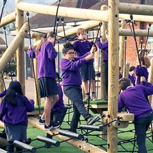 Parkside School's Spectacular Playground Development