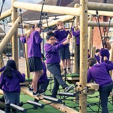 Parkside School's Spectacular Playground Development