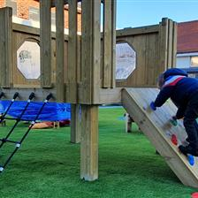 Exceptional EYFS Playground Design for Norbreck Primary School
