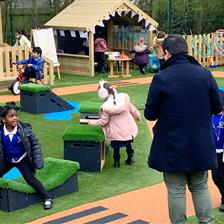 An Extraordinary EYFS Environment for St Mary's Fields