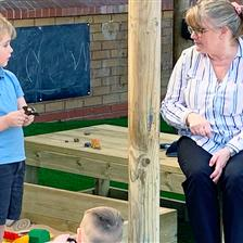 Staverton CE VA Primary School's Dream EYFS Play Space