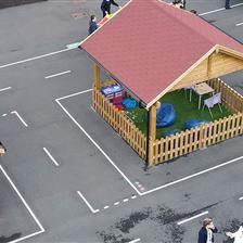 SEN Playground Development for Corbets Tey School