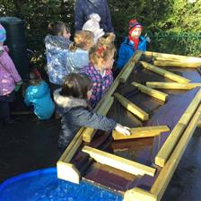 Blackshaw Lane's Early Years Playground Opening