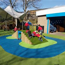 St John's Early Years Playground Development
