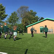 St Wilfrid's Enclosed Multi Use Games Area