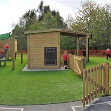 King Charles School Playground Development