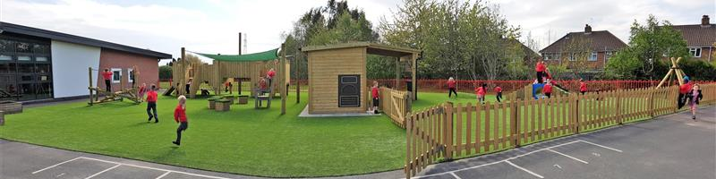 King Charles School Playground Development