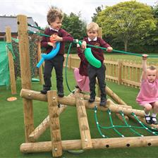 EYFS Playground Development at Browick Road