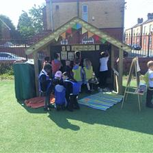 Lewis Street's Early Years Outdoor Play Equipment
