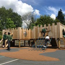 A Huge Playground Development at Wheelers Lane
