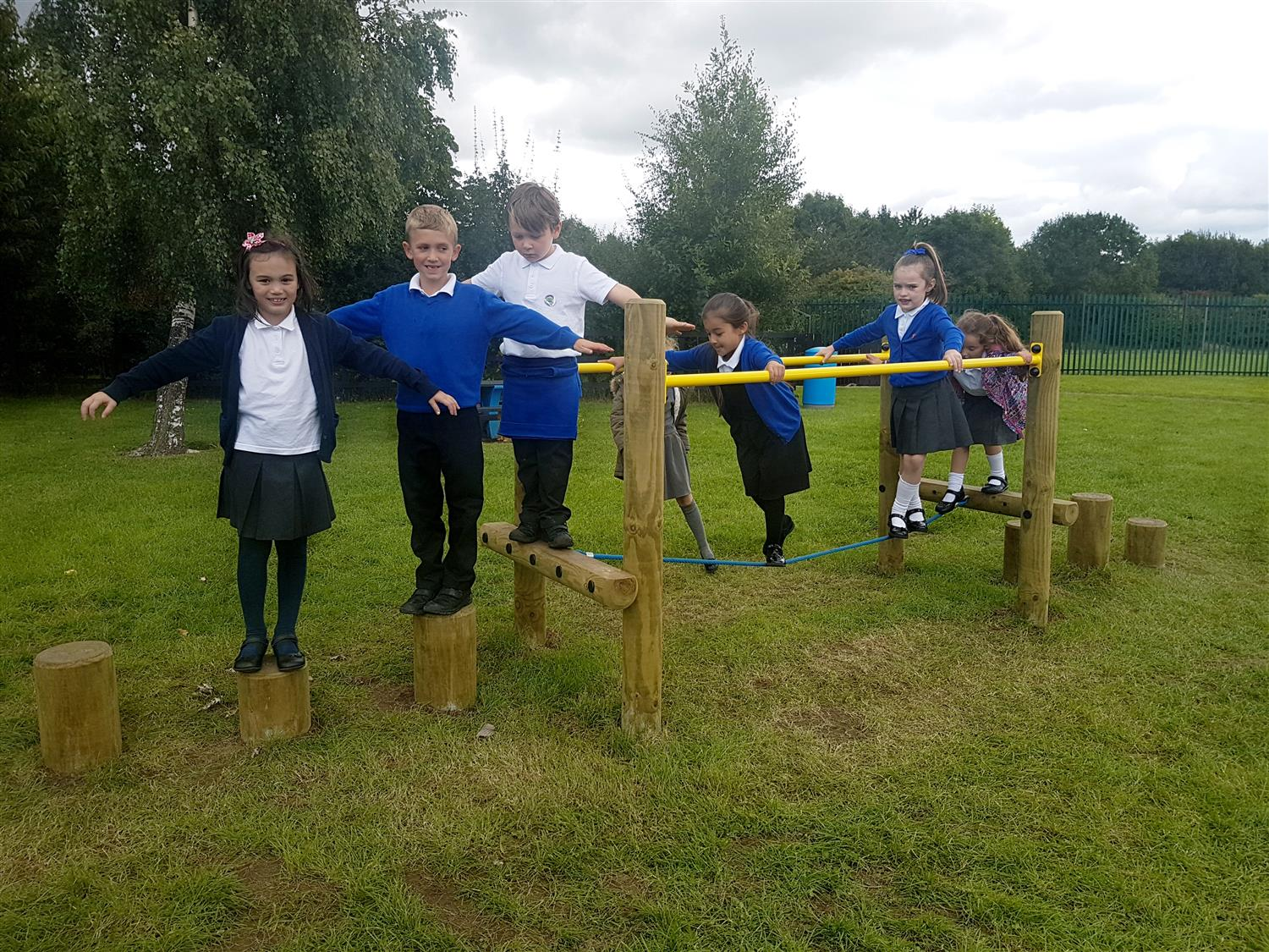Norton Primary Academy S Playground Project Pentagon Play