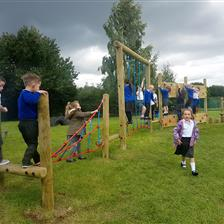 Norton Primary Academy's Playground Project